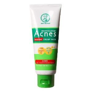 ACNES-MEDICATED-CLEAR-&-WHITE WASH