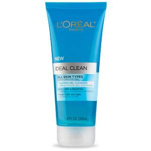 L'OREAL-PARIS-IDEAL-CLEAN-FOAMING-GEL-CLEANSER